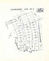 Shorewood Add. No. 3 -Sheet No. 2, King County 1945 Vols 1 and 2